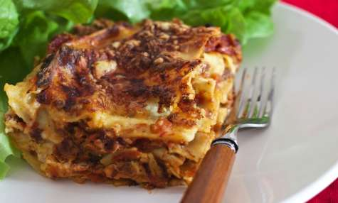 Mes lasagnes à la coppa