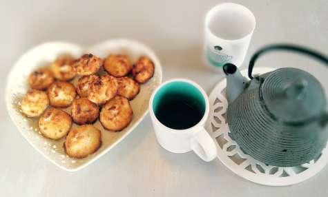 Rochers coco moelleux et croustillants