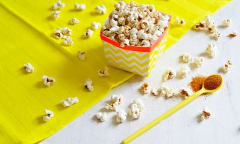 Healthy pop-corn