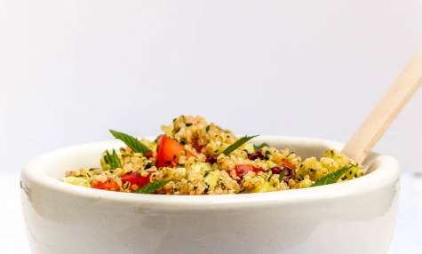 Taboulé de quinoa
