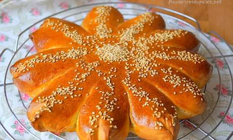 Khobz dar pain maison algérien