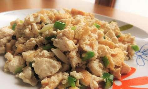 recettes de tofu et de cuisine chinoise