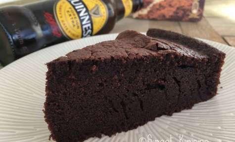 L'hyper moelleux au chocolat et à la Guiness
