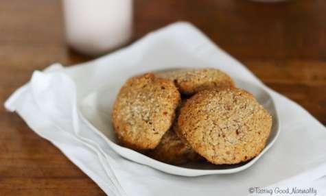 Cookies à l'amande
