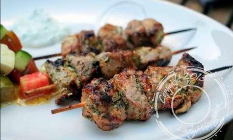 Recettes de filet mignon et de marinade - Filet mignon de porc grille au barbecue ...