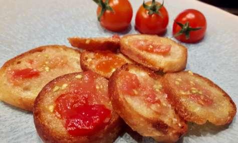 Pan con tomate à la mode LGD