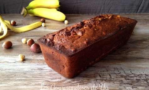 Banana Bread noisette et cannelle