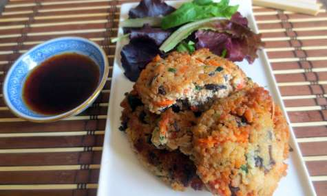 Tofu Burger végétarien