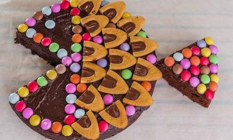 Gâteau d'anniversaire poisson