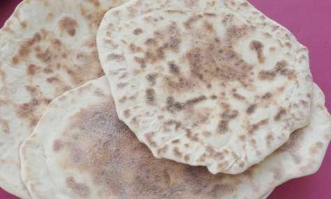 Le naan cheese
