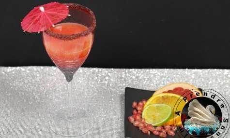 Cocktail acidulé avec Magimix
