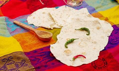 Tortillas Mexicaines à la farine d'épeautre
