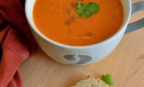 Soupe de tomates, de Yotam Ottolenghi