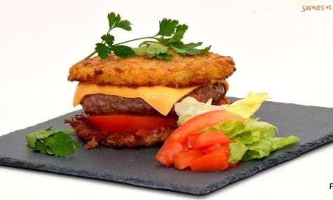 Patate Burger