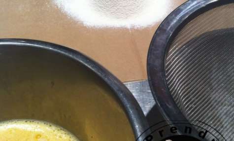 Crème pâtissière à la vanille de Lenôtre