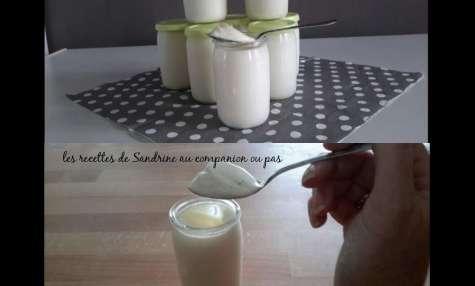 Recette et cuisson de yaourts à la vanille façon la laitière