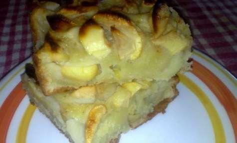 Clafoutis aux pommes