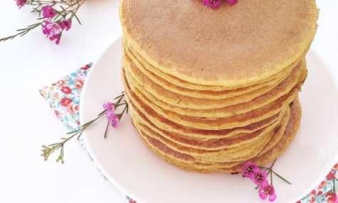 Pancakes au potiron