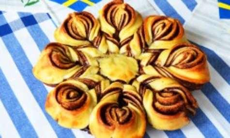 L'étoile suédoise à la cannelle