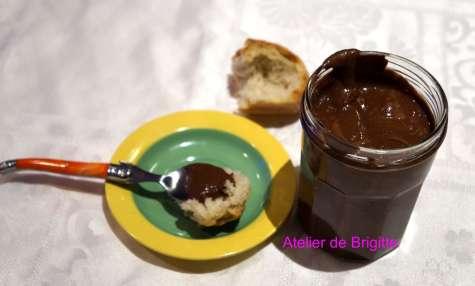 Pate à tartiner chocolat et noisette recette du Chef Michalak