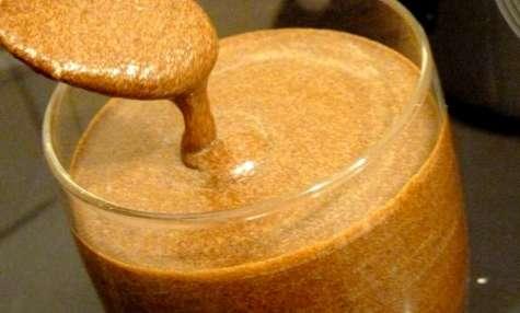 Pâte à tartiner noisette cacao
