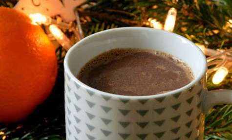 Chocolat chaud Orange Cannelle