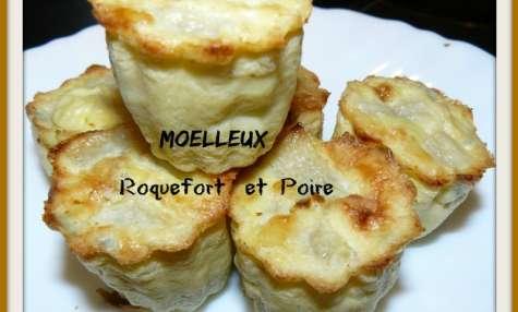 Moelleux Poire et Roquefort