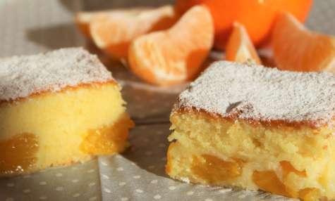 Gâteau au Yaourt aux Clémentines