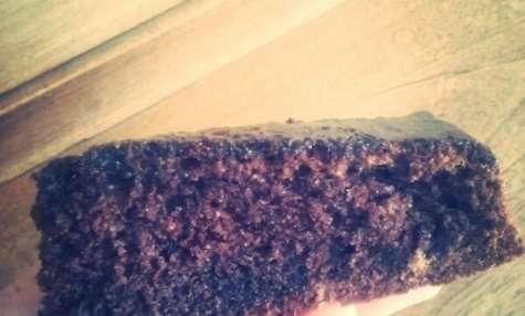Gâteau au chocolat polonais