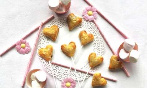 Petits cœurs de Saint Valentin