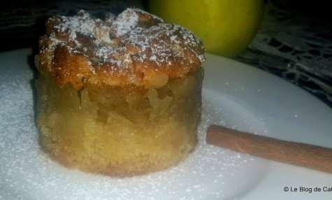 Crumble gâteau suédois