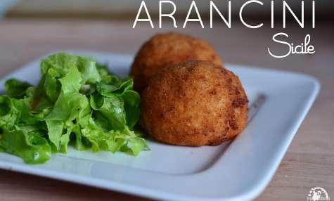 Les Arancini, ces spécialités typiques de Sicile