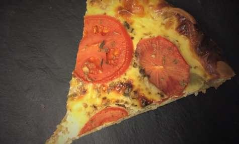 Tarte à la tomate et compotée de fenouil