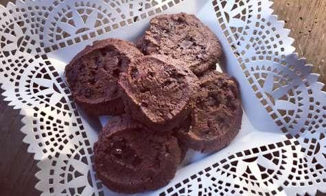 Sablés infiniment chocolat de Pierre Hermé