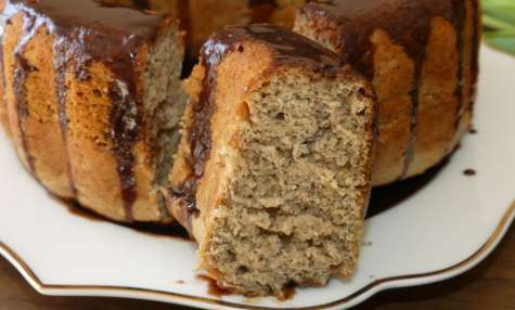 Banana bread et cannelle