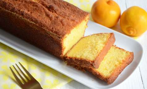 Cake à la Bergamote