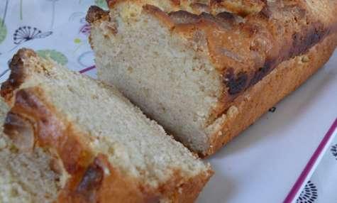 Cake moelleux au chocolat Amande