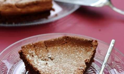 Gâteau Bellevue de Felder, au chocolat et sans beurre