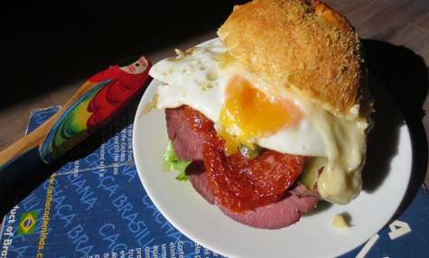 Sandwich Bauru