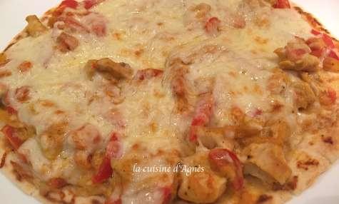 Pizza piadina bollywood