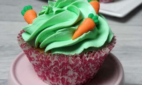 Cupcakes framboise et pistache