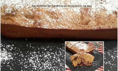 Cake praliné spéculoos (hyper moelleux) de Christophe Felder