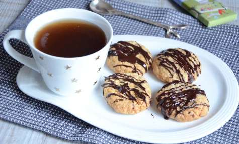 Biscuits suédois au chocolat