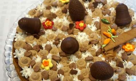 Fantastik chocolat, praliné, vanille et fève tonka