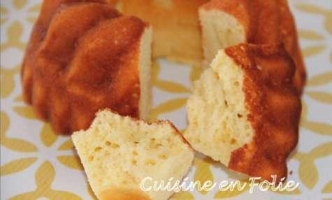 Quatre Quart sans beurre