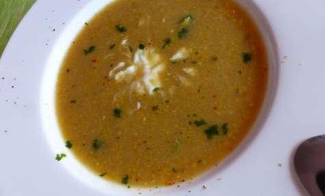 Soupe de maïs de Pérou