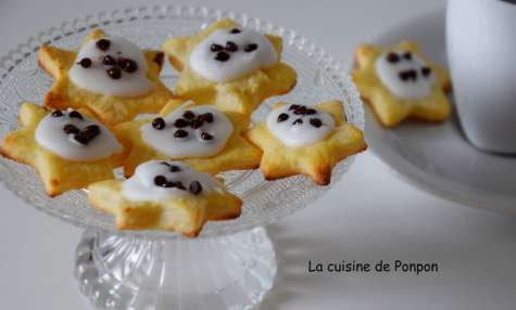 Biscuit au fromage blanc