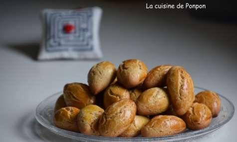 Biscuit au miel et cannelle