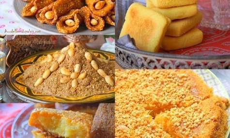 Gâteaux au miel & pâtisserie orientale spécial Ramadan