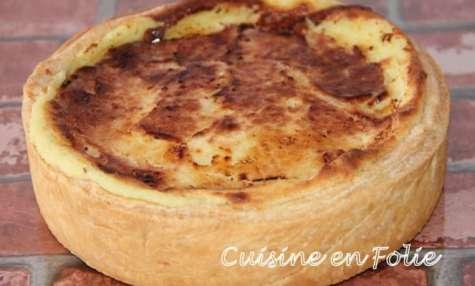 Flan pâtissier à la vanille